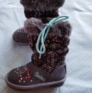 Toddler Girl Boots